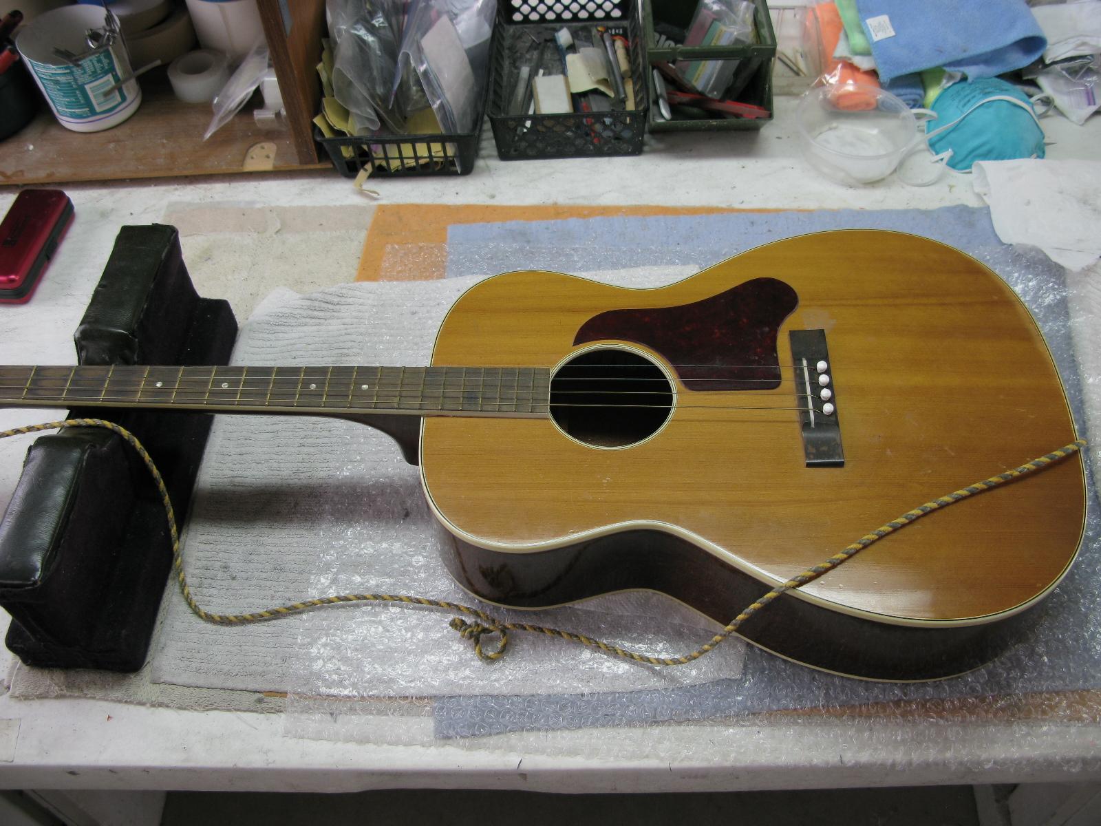 Early 60's Harmony Tenor Guitar