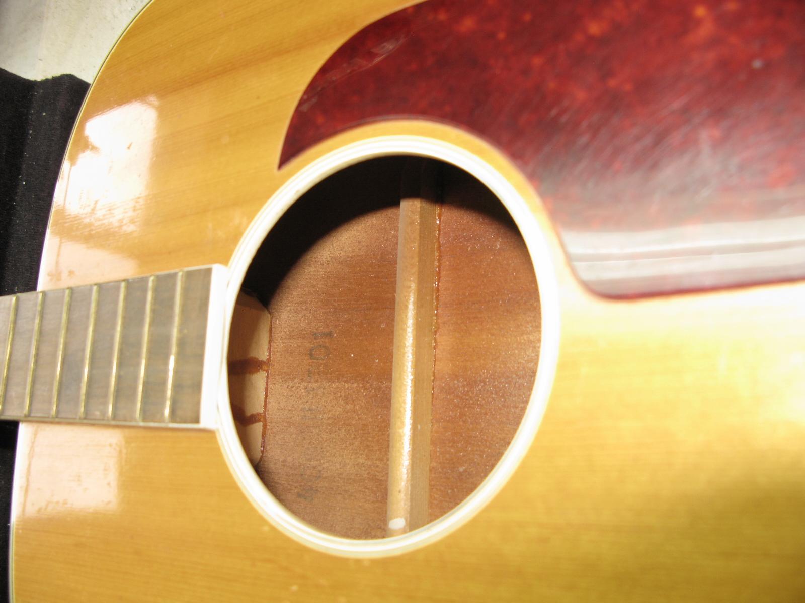 Harmony Tenor Guitar