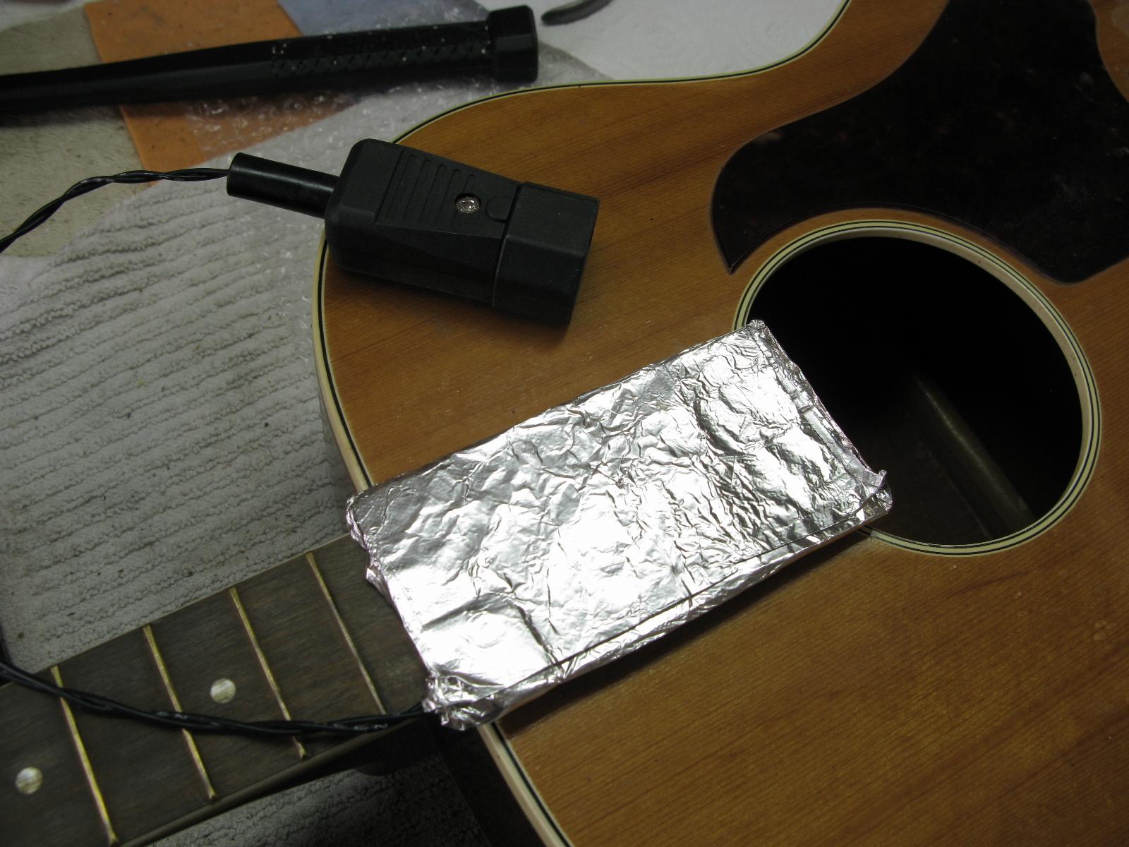 fingerboard heat blanket